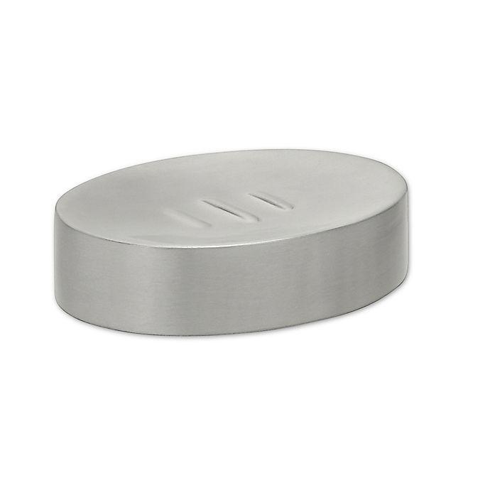 Alternate image 1 for TITAN® Maddie Soap Dishin Brushed Nickel
