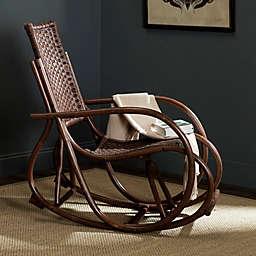 Safavieh Bali Wicker Rocking Chair