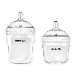 babybrezza® Polypropylene Bottle in White