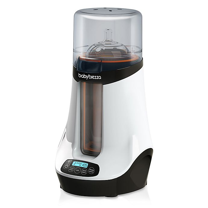 Alternate image 1 for Baby Brezza® Safe + Smart Bottle Warmer