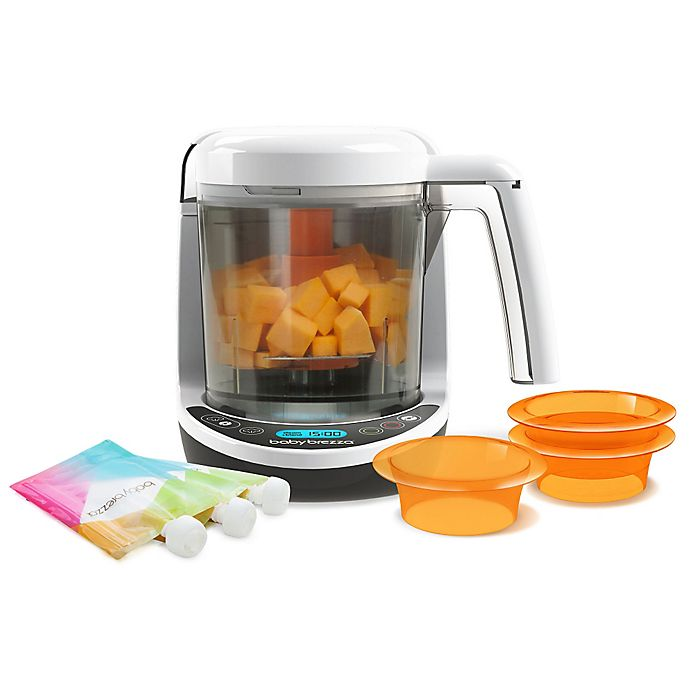 Alternate image 1 for Baby Brezza® One Step Food Maker Deluxe