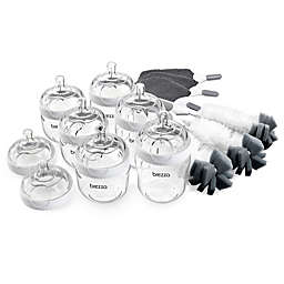 Baby Brezza® 14-Piece Premium Bottle Gift Set in White
