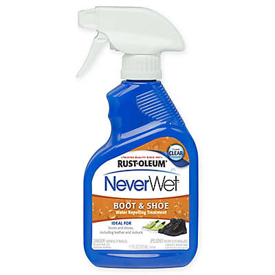 Rust-Oleum® NeverWet® Boot and Shoe Water-Repelling Treatment