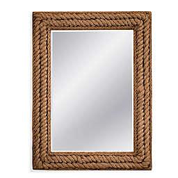 Bassett Mirror Company Summerville 37-Inch x 49-Inch Rectangular Wall Mirror in