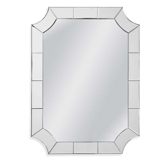 Alternate image 1 for Basset Mirror Company Reagan 30-Inch x 40-Inch Rectangular Mirror