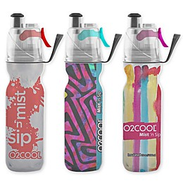 O2COOL® ArcticSqueeze® Insulated Mist N' Sip® Water Bottle