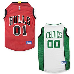 NBA Pet Jersey Collection
