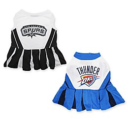 NBA Pet Cheerleader Outfit Collection