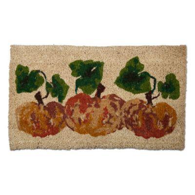 Pumpkin Doormat Bed Bath Amp Beyond