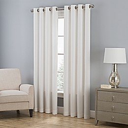 Everett Grommet Window Curtain Panel