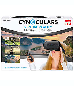 As Seen on TV Cynoculars Lentes de realidad virtual
