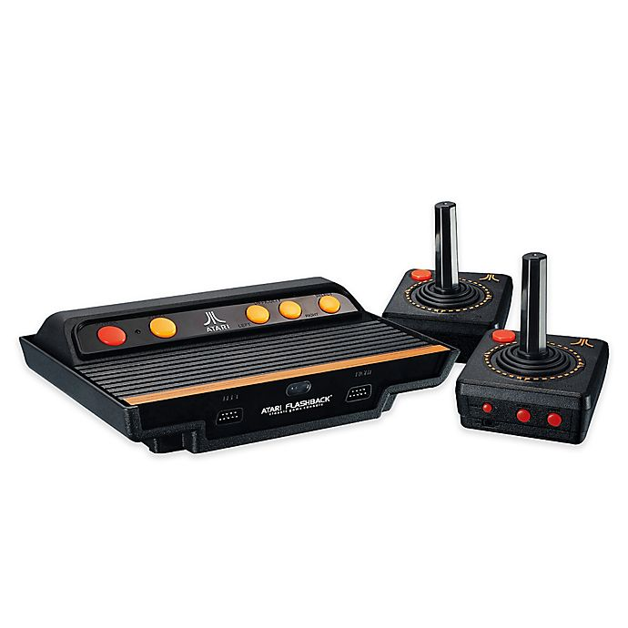 Alternate image 1 for Atari® Flashback 7® Classic Video Game Console
