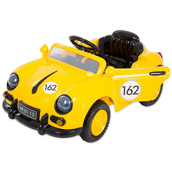 Alternate image 1 for Lil' Rider Speedy Sportster Battery-Operated Ride-On Car with Remote