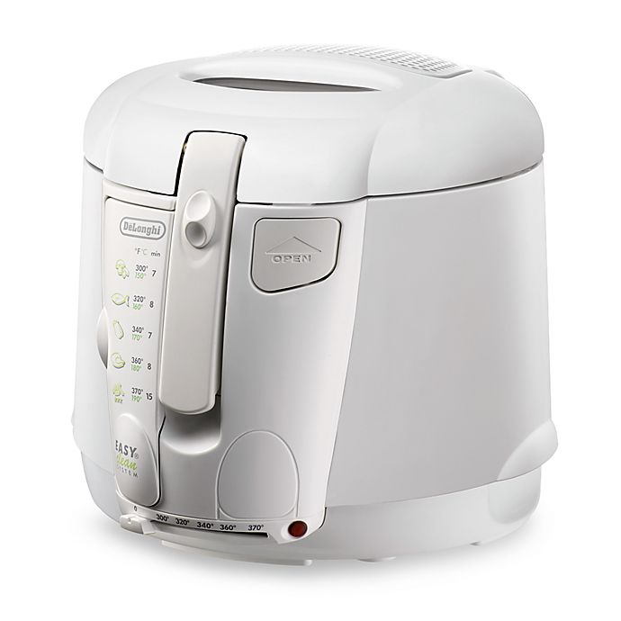 Alternate image 1 for De'Longhi Cool Touch Deep Fryer in White
