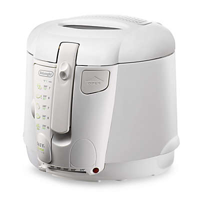 De'Longhi Cool Touch Deep Fryer in White