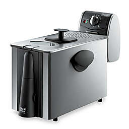De'Longhi Dual Zone Stainless Steel Deep Fryer