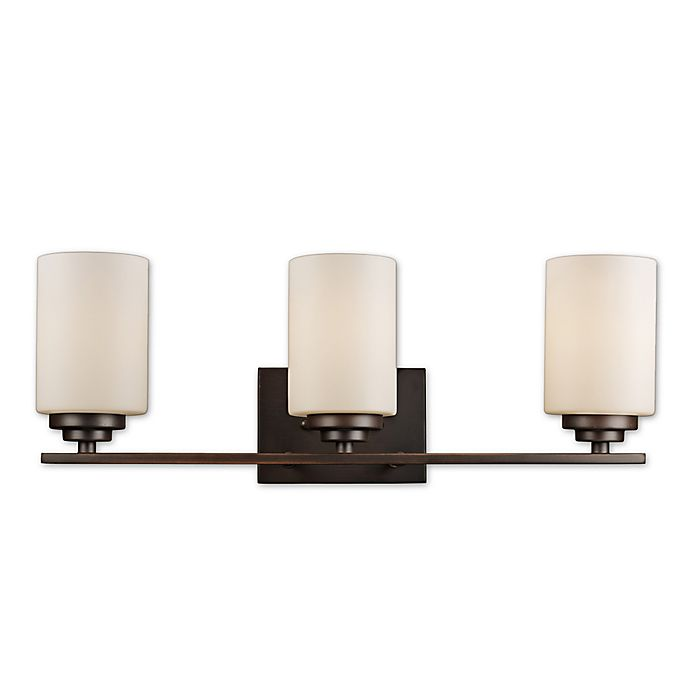 Bel Air Lighting Mod Space 3 Light Wall Sconce Bed Bath And Beyond Canada