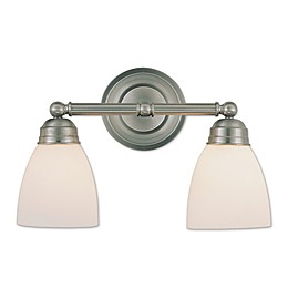 Bel Air Traditional 2-Light Vanity Light