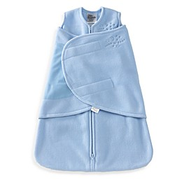 HALO® SleepSack® Preemie Multi-Way Micro-Fleece Swaddle in Blue