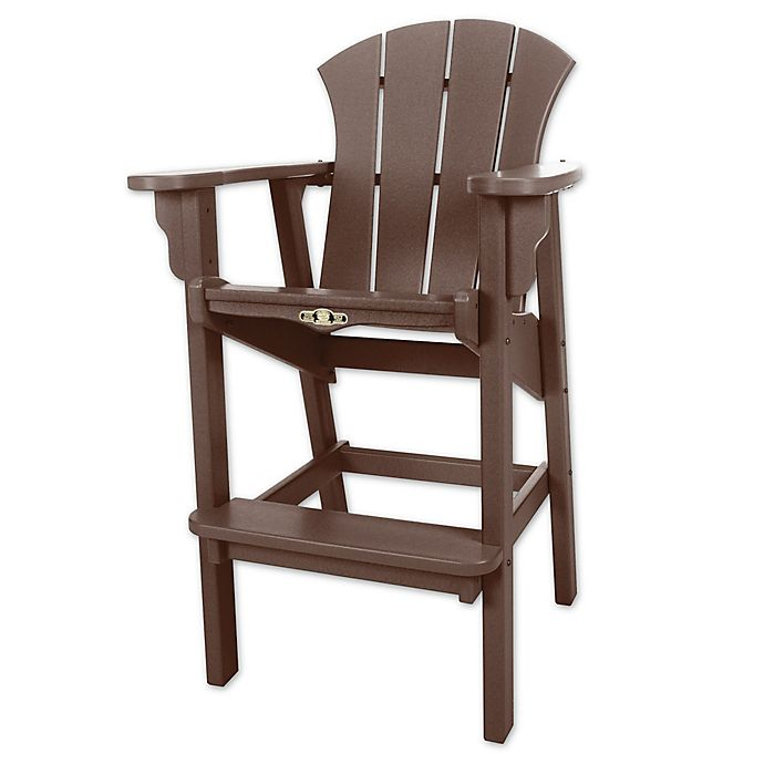 Awe Inspiring Pawleys Island Durawood Sunrise High Dining Chair Bed Andrewgaddart Wooden Chair Designs For Living Room Andrewgaddartcom