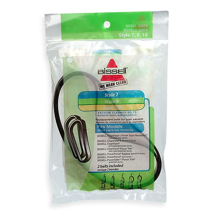 Alternate image 1 for BISSELL® Pet Hair Eraser™ Vacuum Replacement Belt