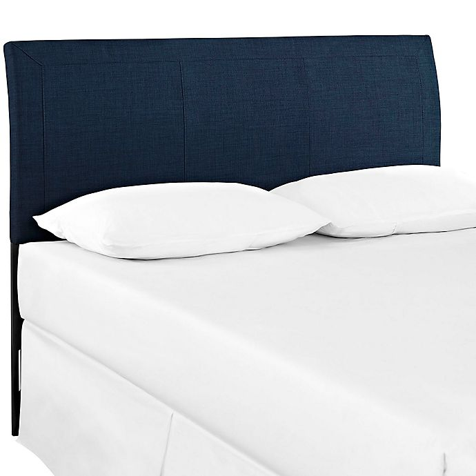 Alternate image 1 for Modway Isabella Polyester Queen Headboard