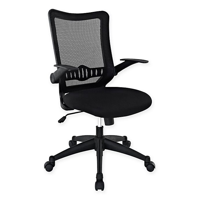 Alternate image 1 for Modway Explorer Mid-Back Executive Chair in Black
