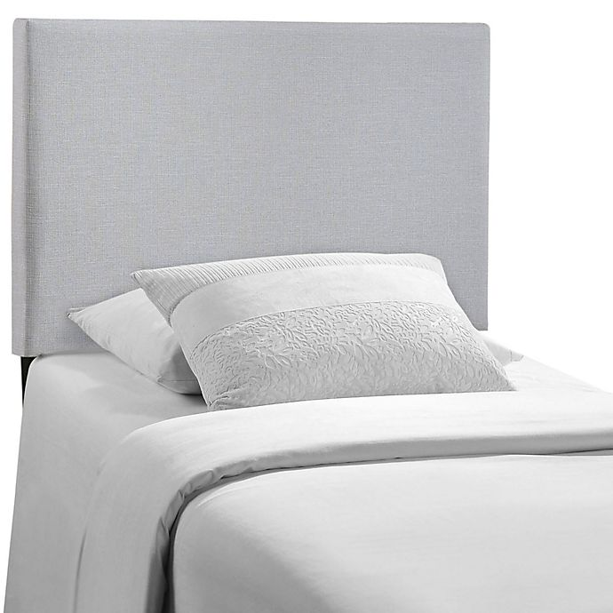 Alternate image 1 for Modway Region Twin Headboard in Grey