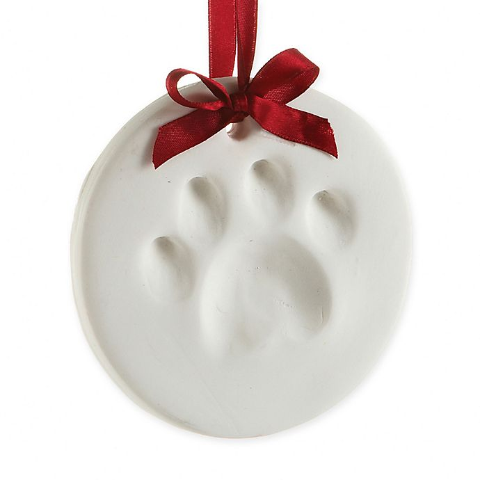 Alternate image 1 for Pawprints Ornament