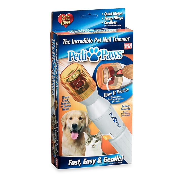 Alternate image 1 for PediPaws™ Pet Nail Trimmer