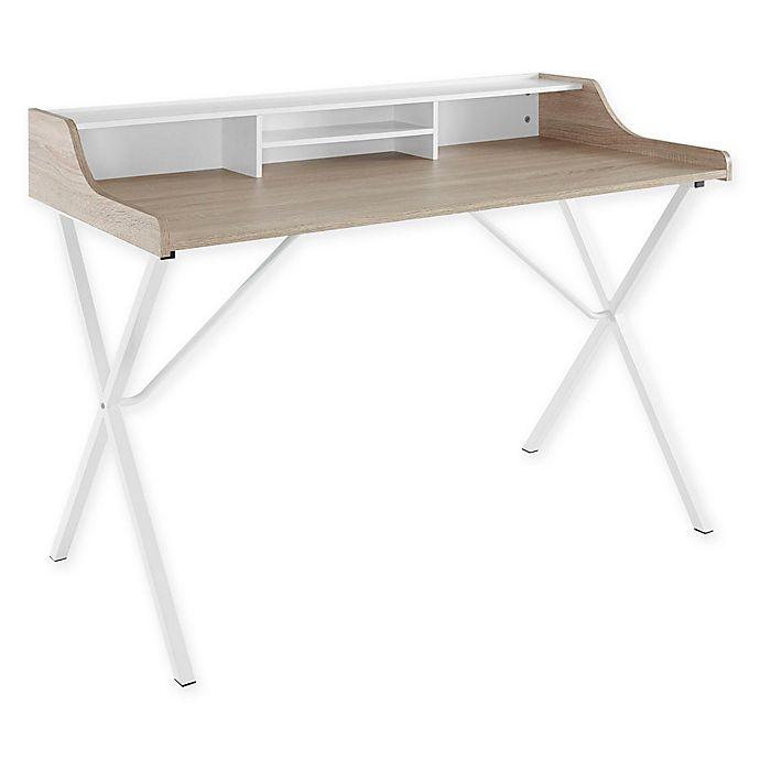 Alternate image 1 for Modway Bin Writing Desk