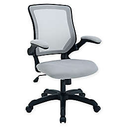 Modway Veer Mesh Office Chair in Grey