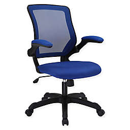 Modway Veer Mesh Office Chair in Blue