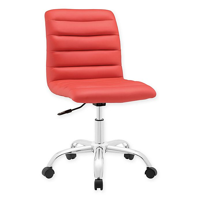 Alternate image 1 for Modway Ripple Mid-Back Office Chair