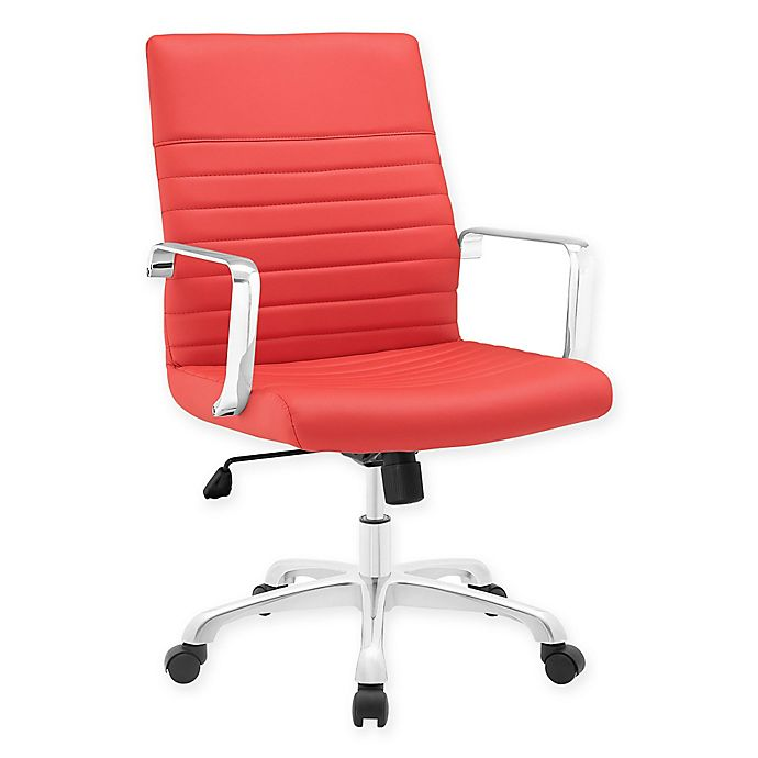 Alternate image 1 for Modway Finesse Mid-Back Office Chair