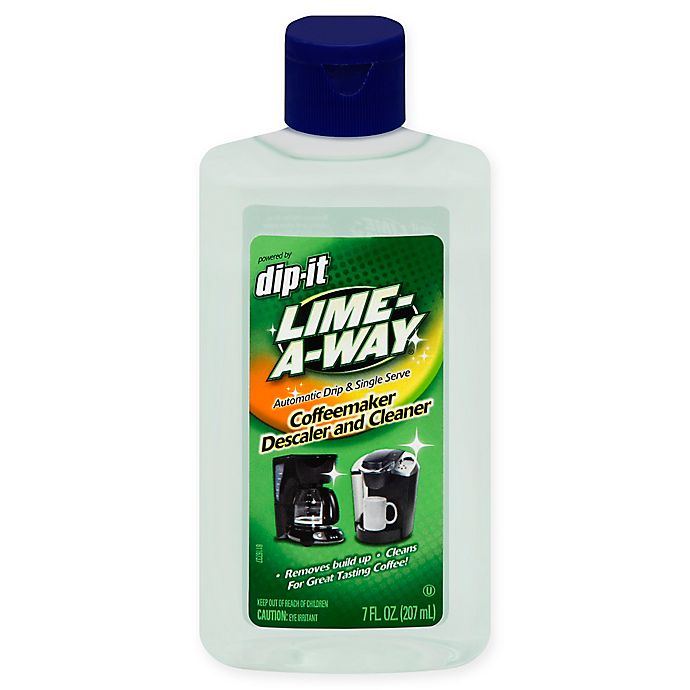Alternate image 1 for Dip-It® Automatic Coffee maker Cleaner Stain Remover Liquid