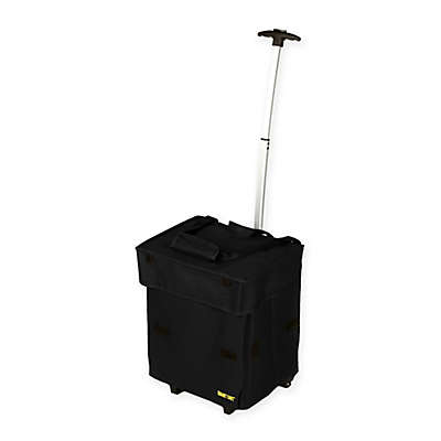 Smart Cart Cooler in Black
