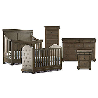 BassettBaby® Premier Parker Nursery Furniture Collection in Cobblestone