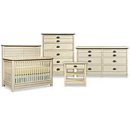 Stone & Leigh by Stanley Furniture Driftwood Park Nursery Furniture Collection in Vanilla Oak