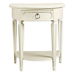 Stone & Leigh™ Clementine Court Bedside Table in Frosting