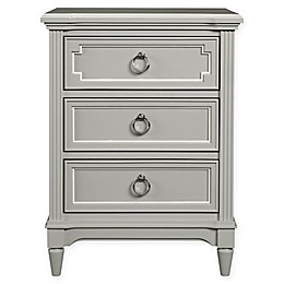 Stone & Leigh™ Clementine Court 3-Drawer Nightstand in Spoon