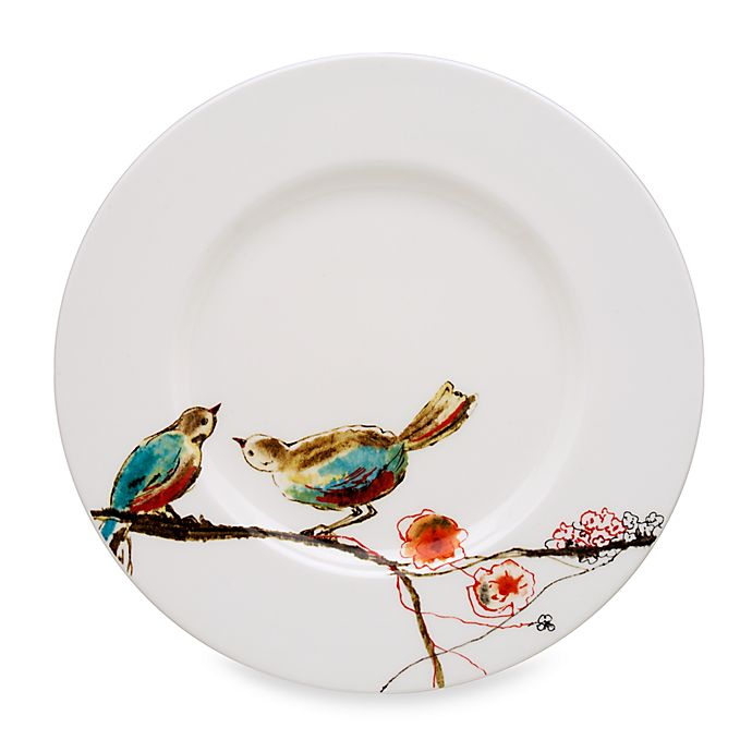 Alternate image 1 for Simply Fine Lenox® Chirp™ Salad Plate