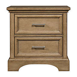 Stone & Leigh™ by Stanley Furniture Chelsea Wood 2-Drawer Night Stand in French Toast