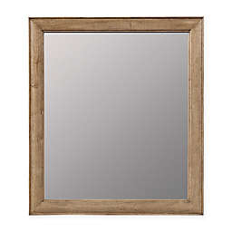 Stone & Leigh™ by Stanley Furniture Chelsea Square Wood Mirror in French Toast