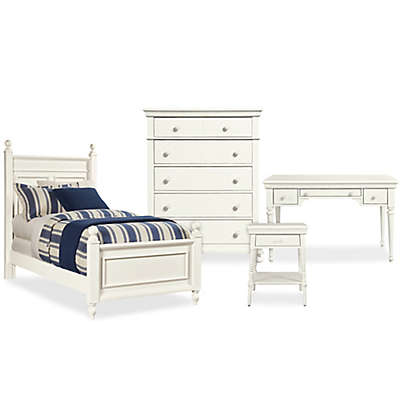 Stone & Leigh by Stanley Furniture Smiling Hill Nursery Furniture Collection in Marshmallow
