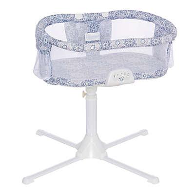 HALO® Bassinest® Luxe Series Swivel Sleeper in Blue Medallion