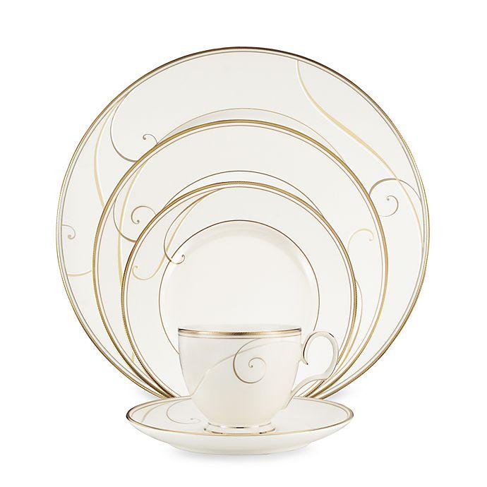 Alternate image 1 for Noritake® Golden Wave Dinnerware Collection