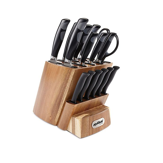 Alternate image 1 for Zyliss® Control 16-Piece Knife Block Set