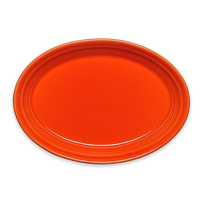 Alternate image 1 for Fiesta® 9.6-Inch Oval Platter