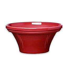 Fiesta® Hostess Serving Bowl in Scarlet